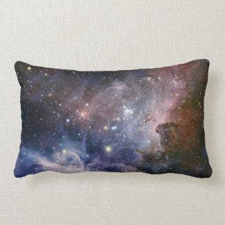 Space Carina Nebula Astronomy Spectacular Lumbar Pillow