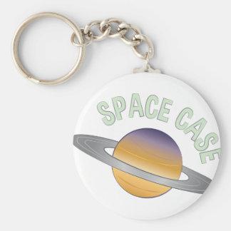 Space Case Key Ring