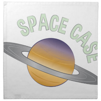 Space Case Napkin