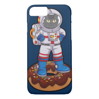 Space Cat iPhone 8/7 Case