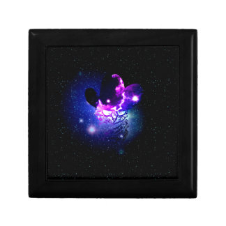 Space Cat Portrait3 Gift Box