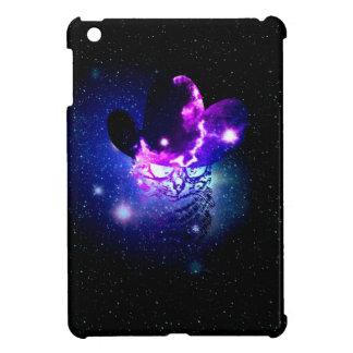 Space Cat Portrait3 iPad Mini Cases