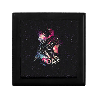 Space Cat Portrait Gift Box