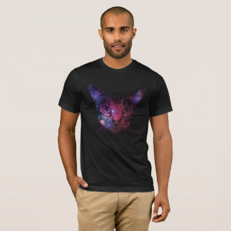 Space cat t-shirt kitten nasa mars