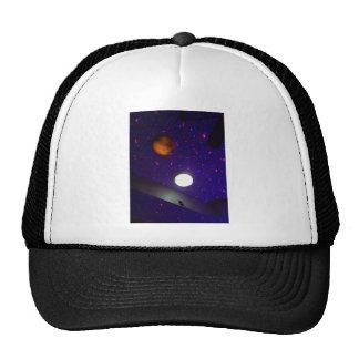 Space Ceiling Cap