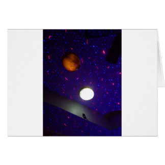 Space Ceiling Card