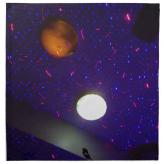 Space Ceiling Napkin