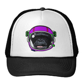 Space Chimp Cap
