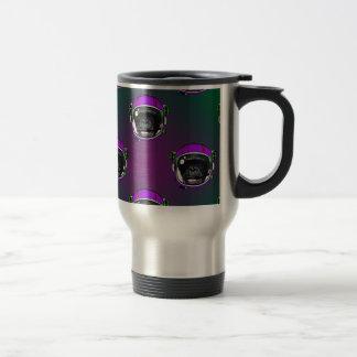 Space Chimp Travel Mug