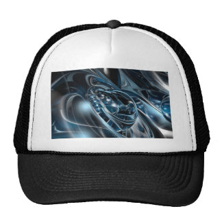 Space Chrome Cap