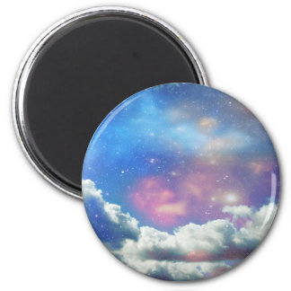 Space Clouds Magnets