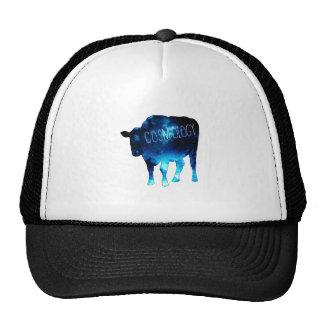 Space cow cap