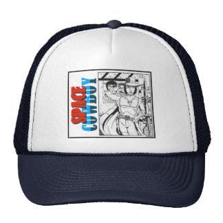 Space Cowboy Trucker Hat