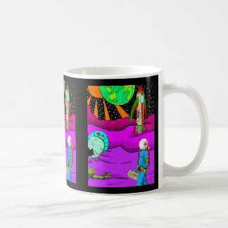 Space Crash Mug