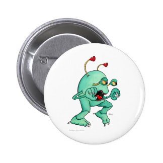 Space Creature 2 Button