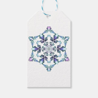 Space Crystal Gift Tags