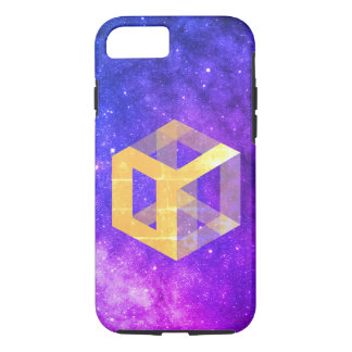 Space & Cube iPhone 8/7 Case