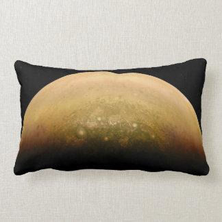 Space Cushions Sunlit Jupiter