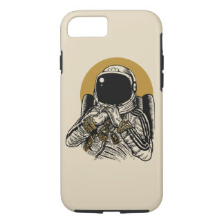 Space Dee Jay Tough Phone Case