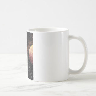 SPACE (design 2) ~ Basic White Mug