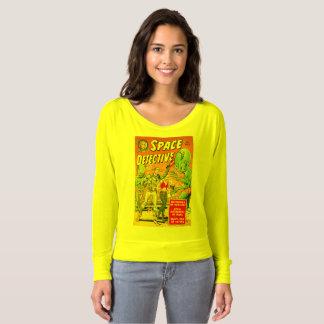 Space Detective -- Batwomen of Mercury T-Shirt