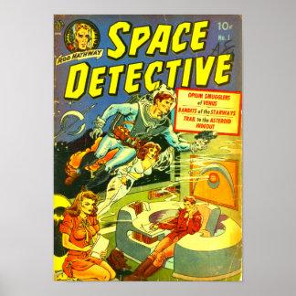 Space Detective -- Opium Smugglers of Venus Poster