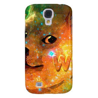 space - doge - shibe - wow doge galaxy s4 case