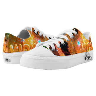 space - doge - shibe - wow doge low tops