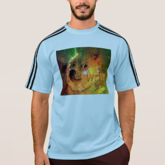 space - doge - shibe - wow doge T-Shirt