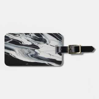 Space Drift Luggage Tag