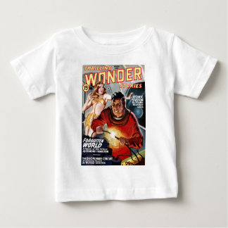 Space Electrician Baby T-Shirt