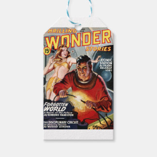 Space Electrician Gift Tags