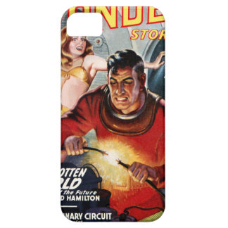 Space Electrician iPhone 5 Case
