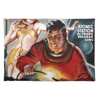 Space Electrician Placemat