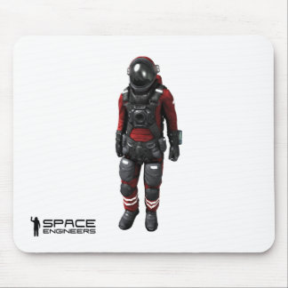 Space Engineers Mousepad White Astronaut
