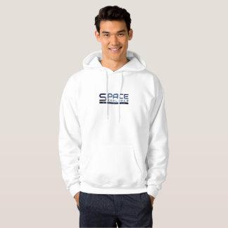 Space explorer story hoodie