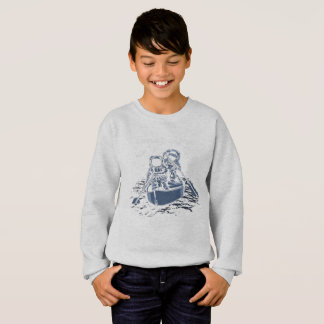 Space Explorer Sweatshirt