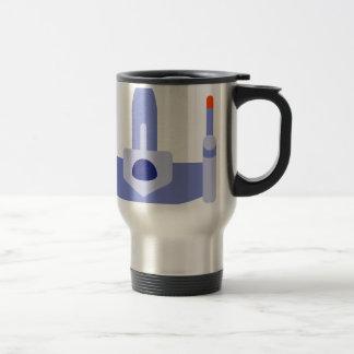 Space Fighter Travel Mug