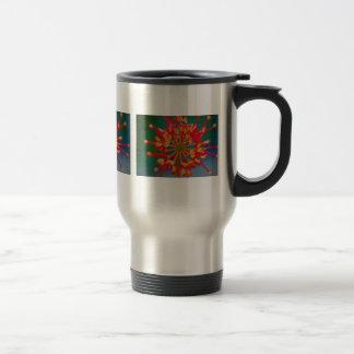 Space Flower Mug