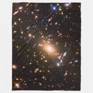 Space Frontier Fields Fleece Blanket