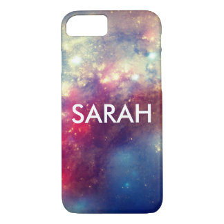 space galaxy custom iPhone 7 case