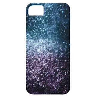 Space Glitter iPhone 5 Cases