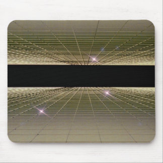 Space grid, top and bottom mousepads
