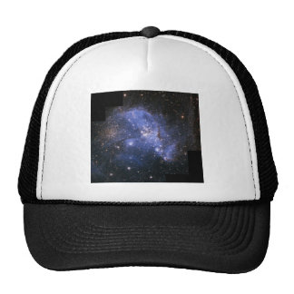 space mesh hats