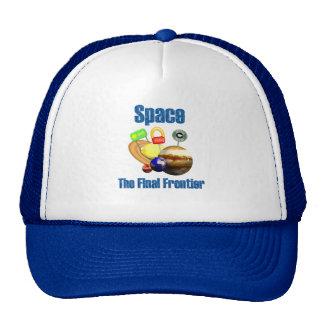 Space Trucker Hats