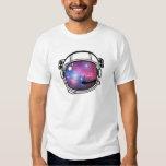 Space Helmet Tshirts