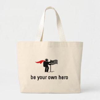 Space Hero Jumbo Tote Bag