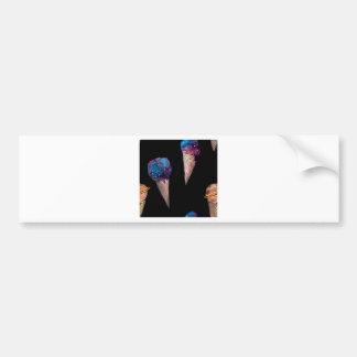 space hoists cream bumper sticker