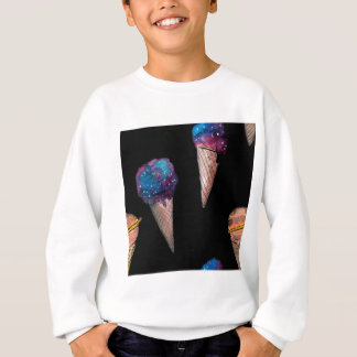 space hoists cream sweatshirt