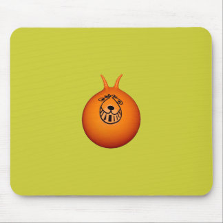 Space Hopper Mouse Mat Green